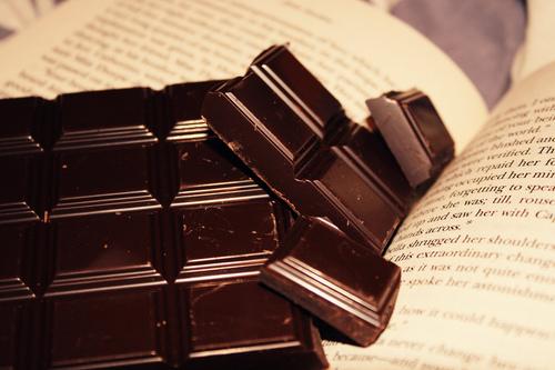 books-and-chocolate
