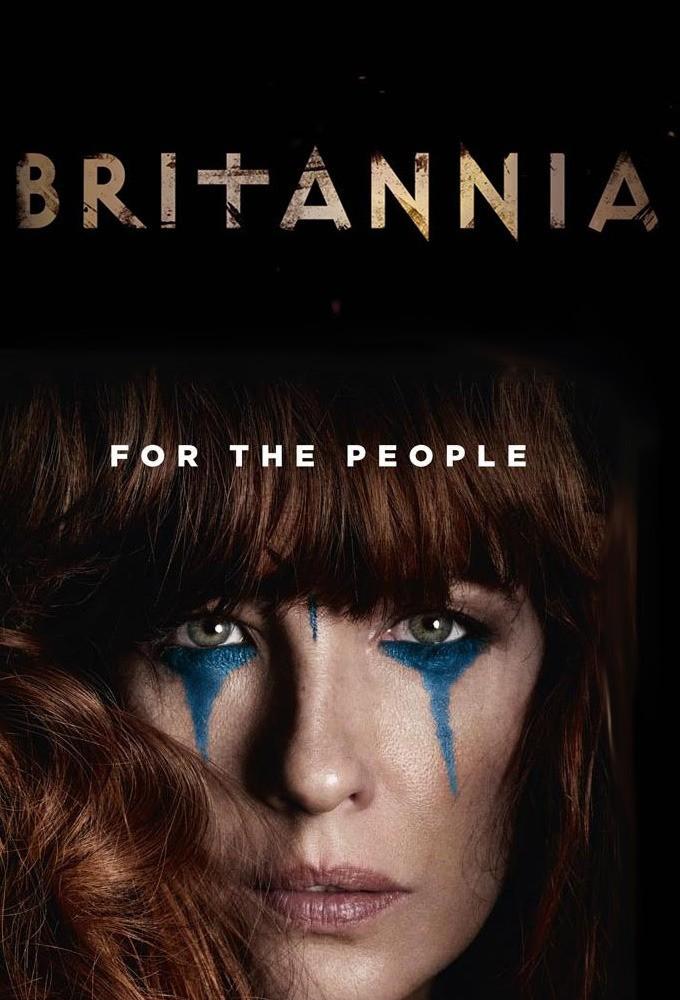"""Снимка: Плакат на сериала """"Британия"""""""