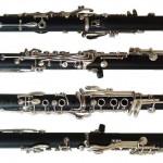 B-flat_clarinet_-_four_views