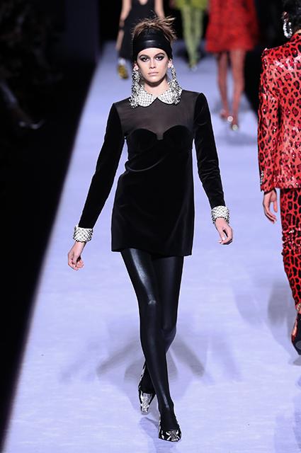 Tom Ford Women's - Runway - February 2018 - New York Fashion Week