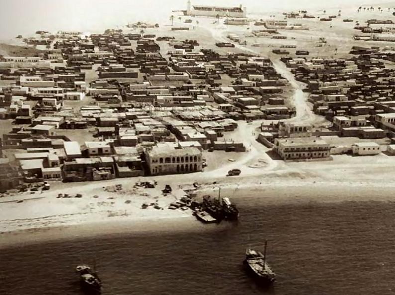 Абу Даби през 60-те години на 20 век