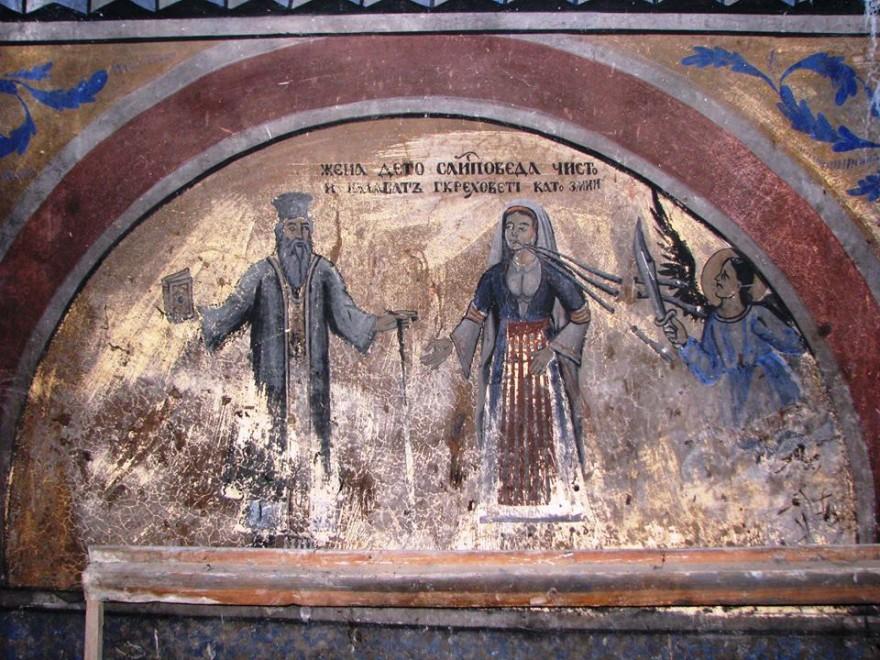 """църквата """"Св. Троица"""""""