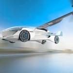 електромобил AeroMobil
