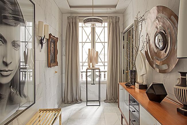 Жан Луи Денио: парижката квартира на Рю де Лил