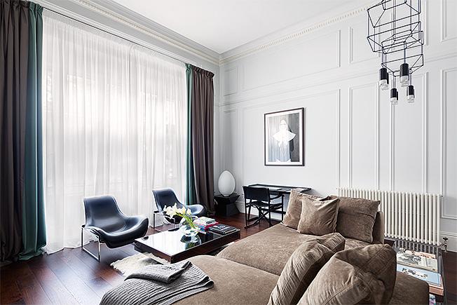 Квартира в Лондон – работа на архитектурното студио ANCconcept