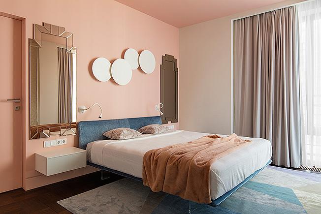 """""""Архитектурно бюро 108"""": спалня"""