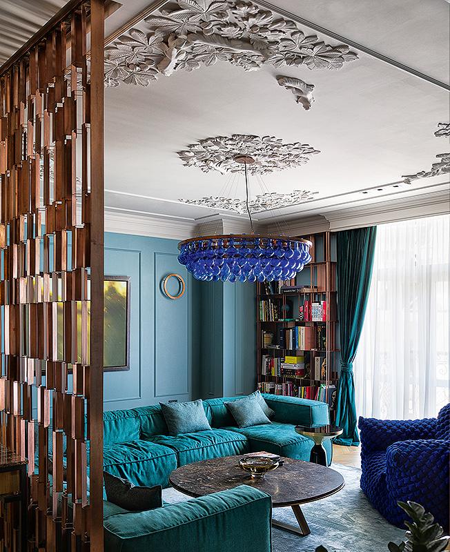 Dreamdesign: гостна стая