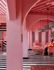 розов ресторант