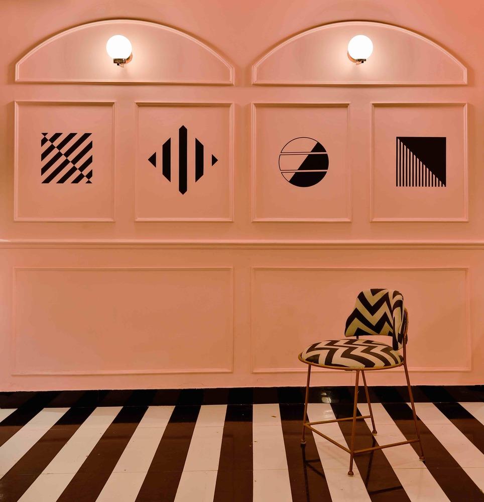 Снимка: The Pink Zebra / Renesa Architecture Design Interiors