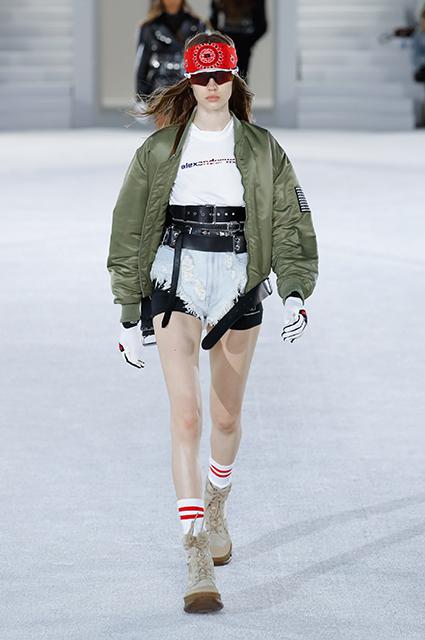 Alexander Wang - Runway - June 2018 - New York Fashion Week