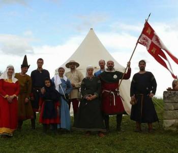 средновековен фестивал