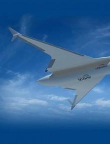 самолет с подвижни крила