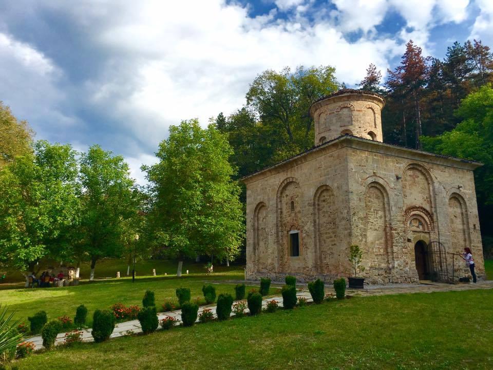 Земенският манастир