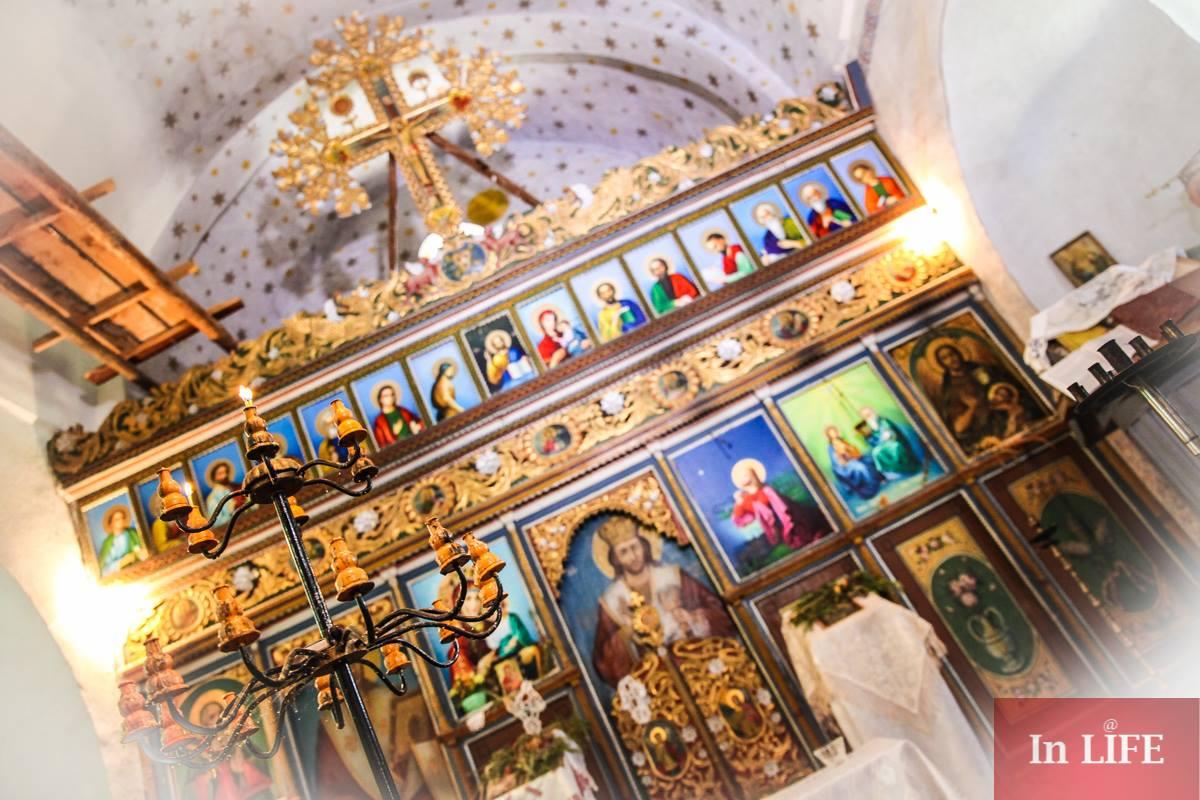Църква св.Троица, с.Елов дол, община Земен