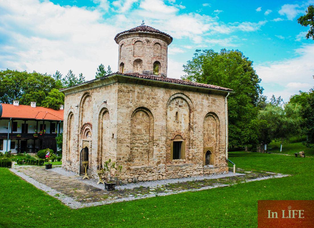 Земенски манастир Св.Йоан Богослов