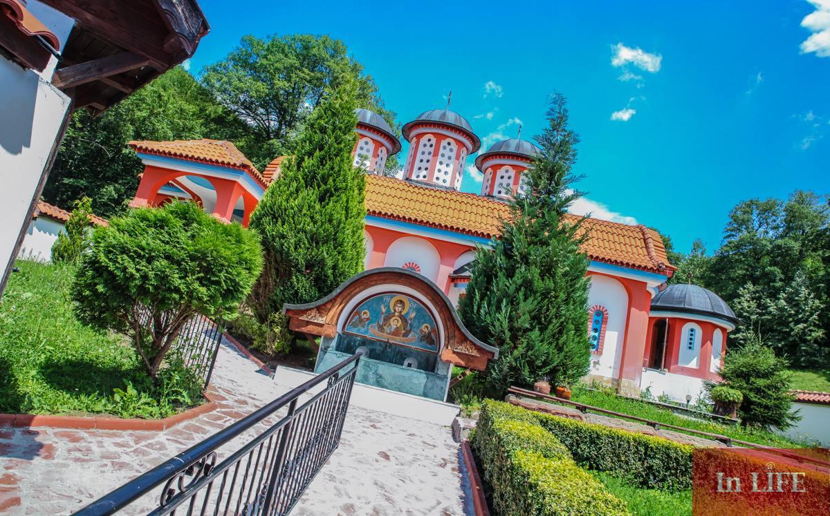 Одранишки манастир Свапт.Петър и Павел