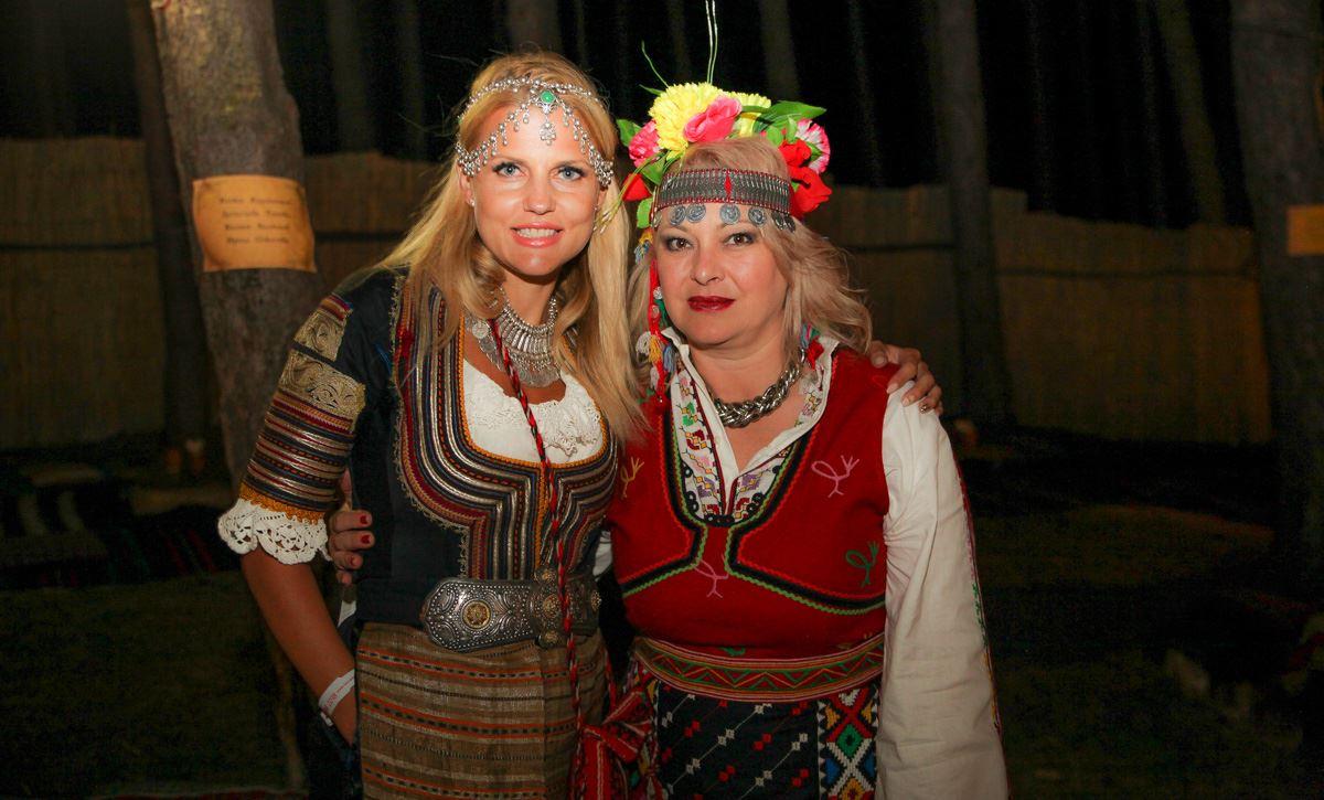 Бояна Шарлопова и Весела Барбукова на Жеравна 2018