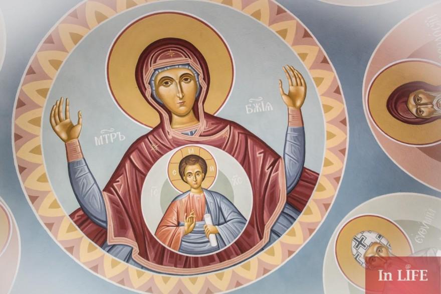 Успение на Св. Богородица или Голяма Богородица