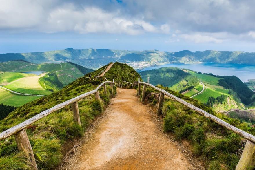 Азорските острови, Португалия