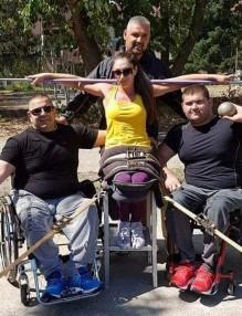 Европейското първенство за хора с увреждания