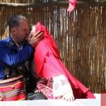 Бен Крос сватба Жеравна