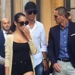 Кристиано Роналдо и Джорджина предизвикаха истерия в Милано