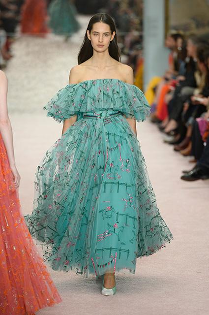 Carolina Herrera - Runway - September 2018 - New York Fashion Week: The Shows