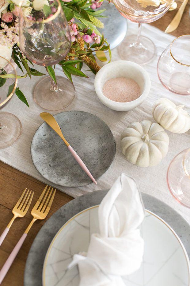 Есенни декорации за масата