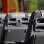 колани в автобуси