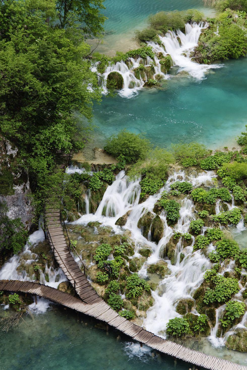 Плитвишки езера, Хърватия