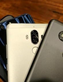 Смартфони с двойна камера