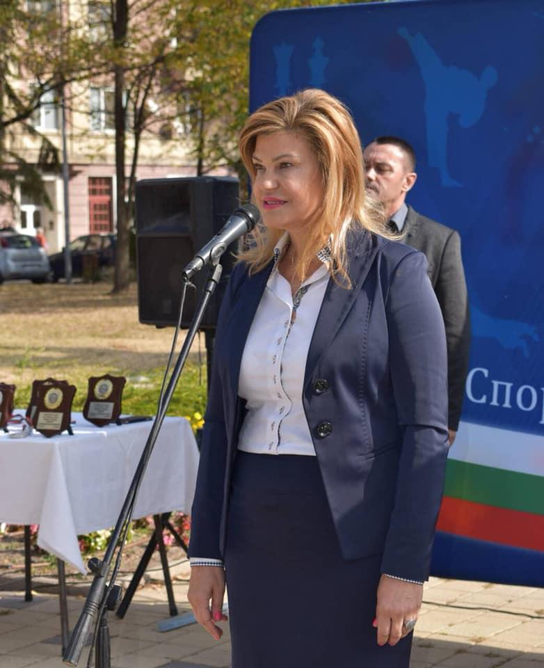 Ирена Соколова - областен управител на Перник