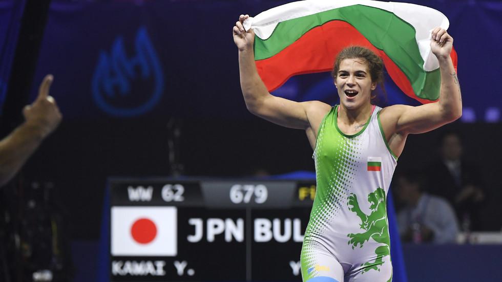 Тайбе Юсеин донесе Световно злато за България