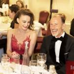 Принц Кирил и Деси Тенекеджиева - бал на фондация Стоян Камбарев в Лондон