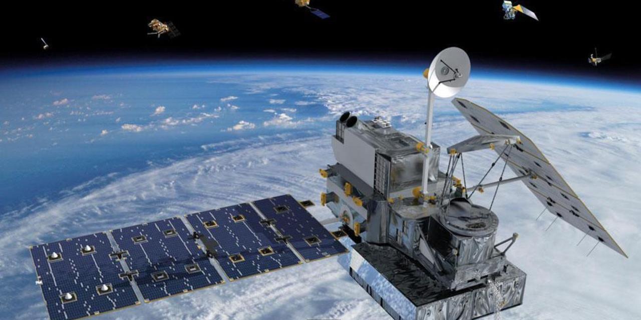 Кибер сателит