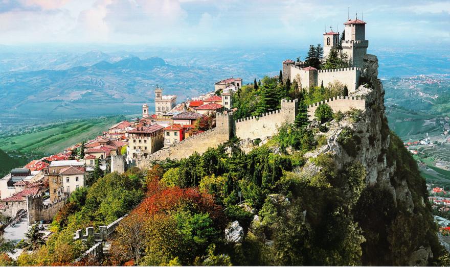 Резултат с изображение за 1600 г. - Сан Марино приема конституцията си.