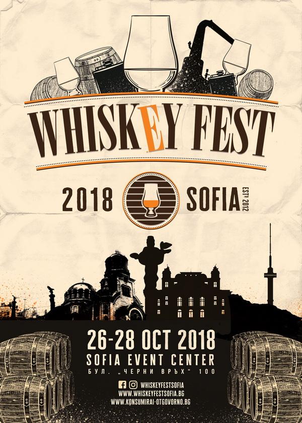 Уиски Фест София 2018