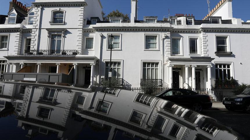 Домът на Хаджиева в Лондон