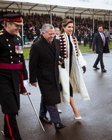 Кралица Рания в Лондон Снимка: instagram.com/queenrania