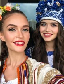 Калина Митева - Мис България Свят 2018