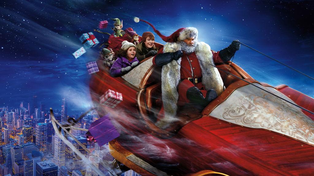 Кърт Ръсел като дядо Коледа