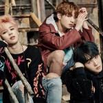 Южнокорейската момчешка банда BTS