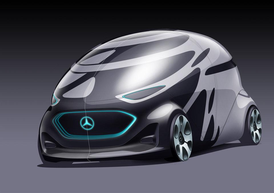 Снимка: Mercedes-Benz