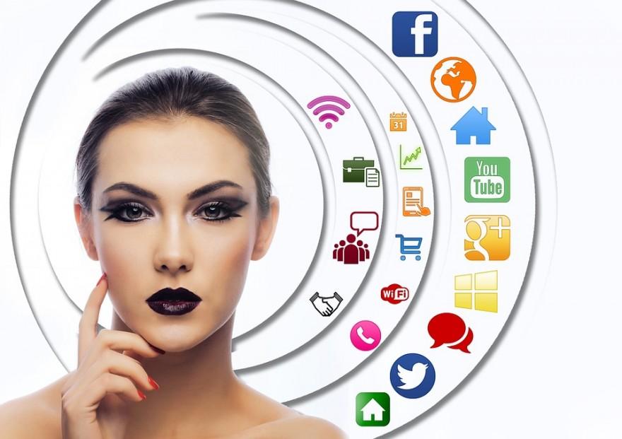 социалните мрежи