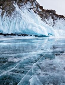 Лед - глобално затопляне