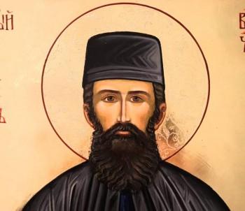 Икона - Свети Ефрем Чудотворец