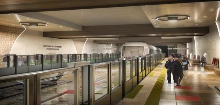 Столично метро - новите станции