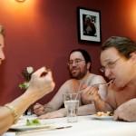 нудистки ресторант