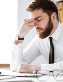 Потискащ ден - мъж работа