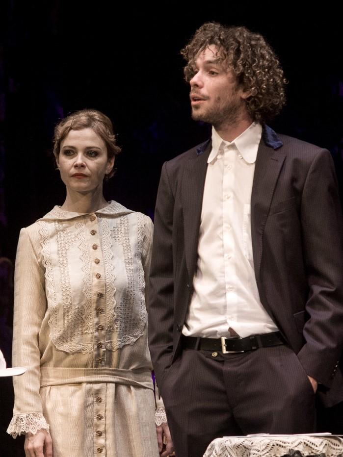в полите на Витоша - пиеса за Яворов с Явор Бахаров